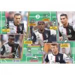 Clementoni-27131 Supercolor Puzzle Juventus