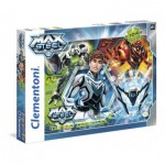 Puzzle  Clementoni-27894 Turbo Team-up Max Steel