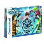 Puzzle  Clementoni-27895 Max-imize Max Steel
