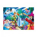 Puzzle  Clementoni-27915 Peter Pan