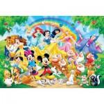 Puzzle  Clementoni-27955 Disney