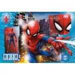 Puzzle  Clementoni-28507 Pièces XXL - Spiderman
