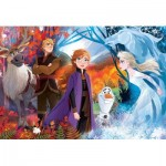 Puzzle  Clementoni-28510 Pièces XXL - Frozen 2