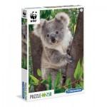 Puzzle  Clementoni-29054 Bébé Koala