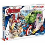 Puzzle  Clementoni-29295 The Avengers