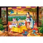 Puzzle  Clementoni-29296 Supercolor Disney Classic