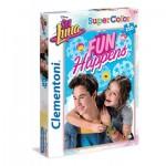 Puzzle  Clementoni-29736 Soy Luna