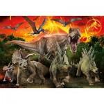 Puzzle  Clementoni-29752 Jurassic World