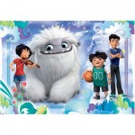 Puzzle  Clementoni-29764 Supercolor Dreamworks Abominable