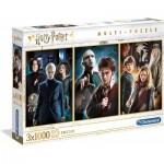 3 Puzzles - Harry Potter