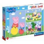 3 Puzzles - Peppa Pig