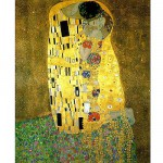 Puzzle  Clementoni-31442 Klimt : Le Baiser