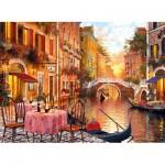 Puzzle  Clementoni-31668 Venise