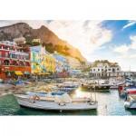 Puzzle  Clementoni-31678 Capri