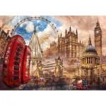 Puzzle  Clementoni-31807 Londres