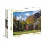 Puzzle  Clementoni-32561 Mont Cervin