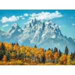 Puzzle  Clementoni-35034 Grand Teton National Park