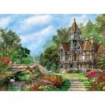 Puzzle  Clementoni-35048 Vieux Cottage