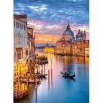 Puzzle  Clementoni-35056 Venise Brillante
