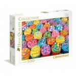 Puzzle  Clementoni-35057 Cupcakes