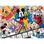 Puzzle  Clementoni-35061 Mickey