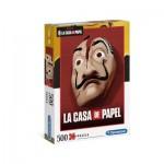Puzzle  Clementoni-35085 La Casa De Papel