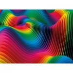 Puzzle  Clementoni-35093 Waves