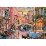 Puzzle  Clementoni-36524 Venise