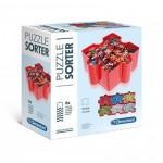 Puzzle  Clementoni-37040 Boites de Tri