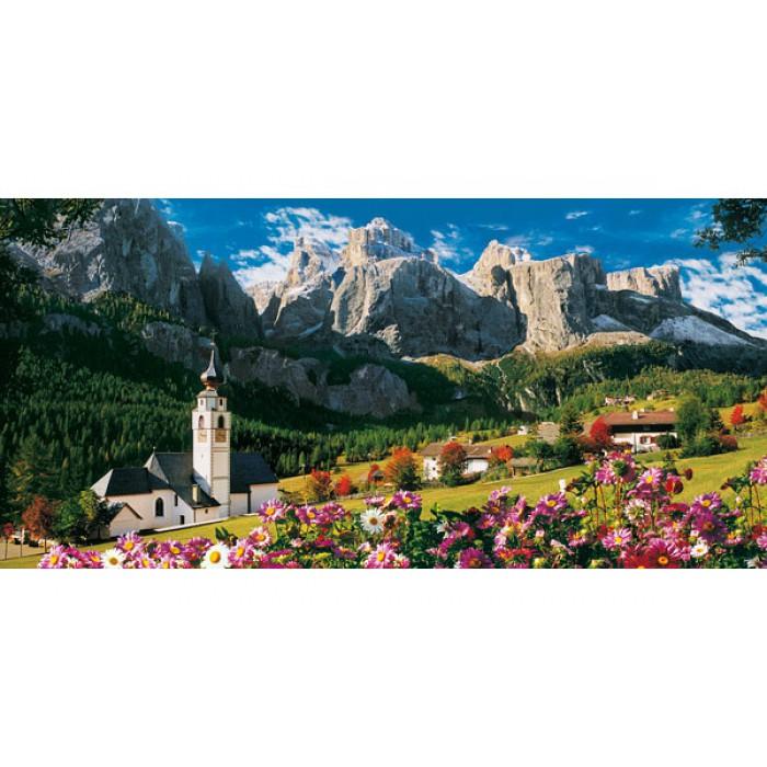 Italie, Les Dolomites