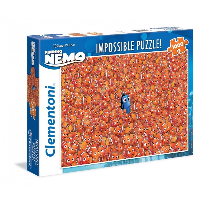 Puzzle Impossible - Finding Dory
