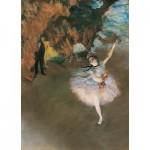 Puzzle  Clementoni-39379 Degas Edgar - Ballerine