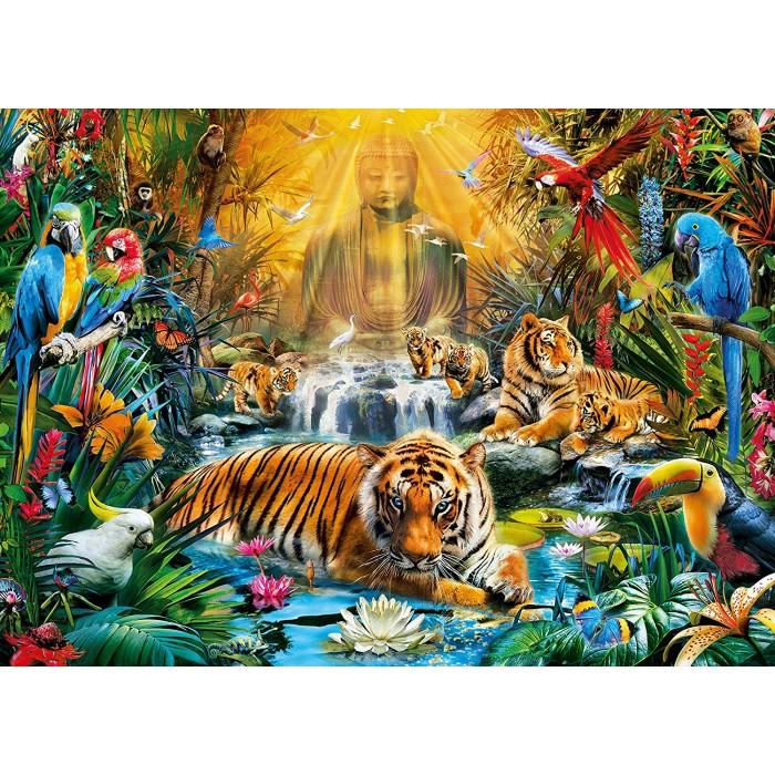 Tigre Mystérieux