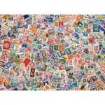 Puzzle  Clementoni-39387 Timbres