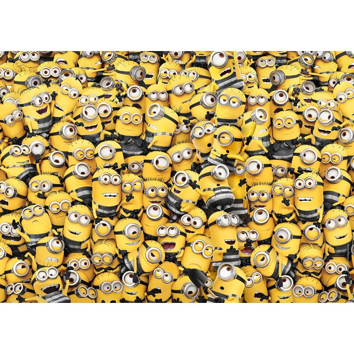 Minions - Impossible Puzzle!