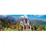 Puzzle  Clementoni-39438 Neuschwanstein, Allemagne