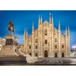 Puzzle  Clementoni-39454 Milan, Italie