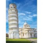 Puzzle  Clementoni-39455 Pise, Italie