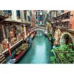 Puzzle  Clementoni-39458 Venise