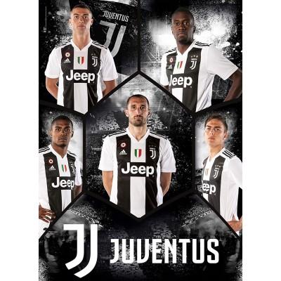 Puzzle Clementoni-39475 Juventus