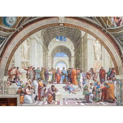 Puzzle Clementoni-39483 Raphaël - L'Ecole d'Athènes