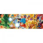 Puzzle  Clementoni-39486 Dragon Ball