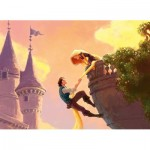Puzzle  Clementoni-39490 Disney - Raiponce