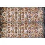 Puzzle  Clementoni-39498 Michel Ange - La Chapelle Sixtine