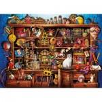 Puzzle  Clementoni-39512 Ye Old Shop
