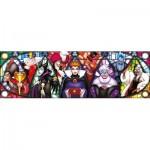 Puzzle  Clementoni-39516 Disney Villains