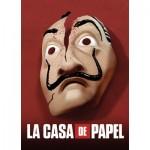 Puzzle  Clementoni-39533 Netflix La Casa De Papel