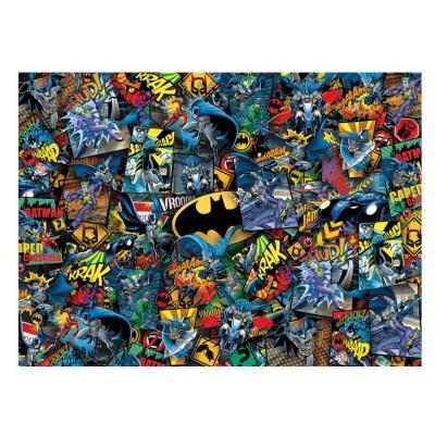 Clementoni-39575 Impossible Puzzle - Batman
