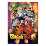 Puzzle  Clementoni-39600 Dragon Ball Z