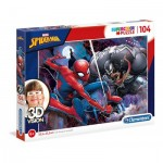 Puzzle   3D Vision - Spider-Man